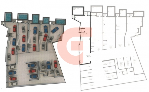 (3) Basement Floor
