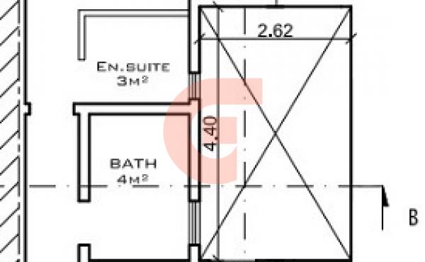 Duplex 3rd Floor
