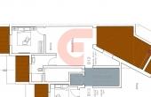 GE2063, Top Floor 1 Bedroom Apartment